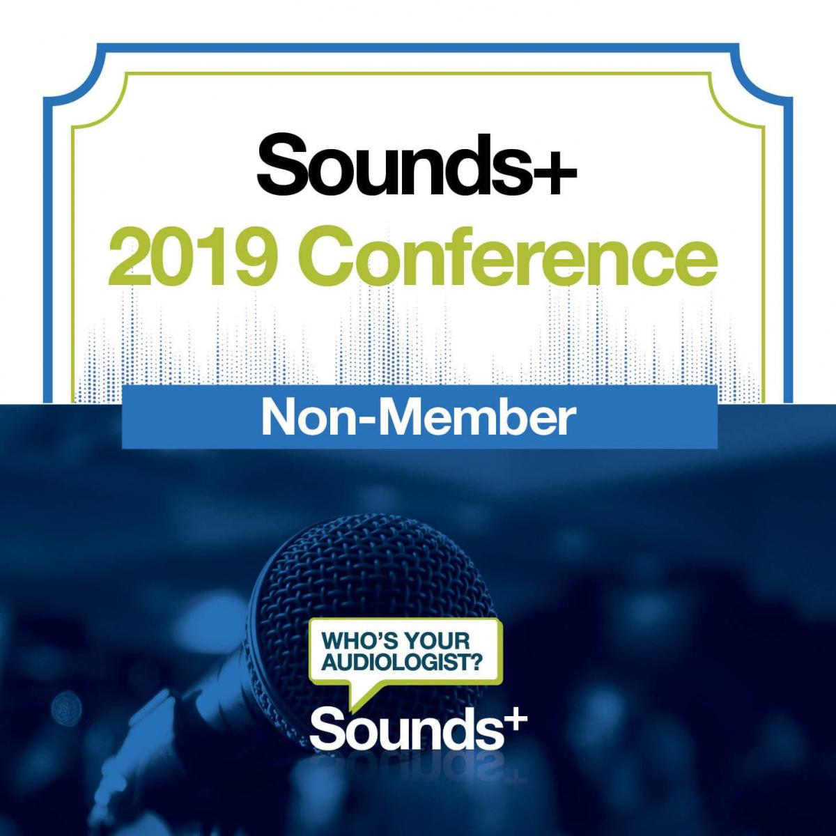 2019 Non Member Conference Ticket