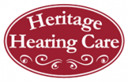 Heritage Hearing Care logo